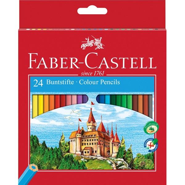 kredki zamek kredki faber castell sklep plastyczny matejko. Black Bedroom Furniture Sets. Home Design Ideas