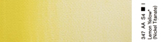 Akwarele Winsor&Newton Professional 5 ml - 347 Lemon Yellow (Nickel Tit.) s.4