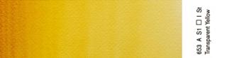 Akwarele Winsor&Newton Professional 5 ml - 653 Transparent Yellow s. 1