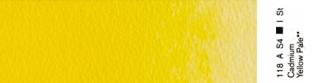 Akwarele Winsor&Newton Professional 5 ml - 118 Cadmium Yellow Pale s.4