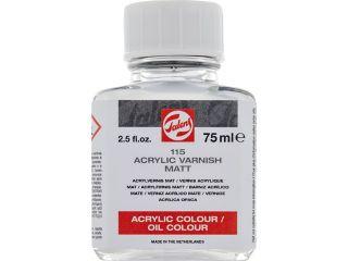 Werniks akrylowy, Talens 75ml - 115 matowy