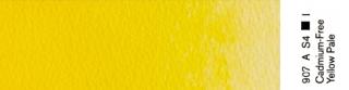 Akwarele Winsor&Newton Professional 5 ml - 907 Cadmium-Free Yellow Pale s.4