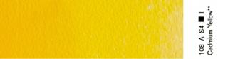 Akwarele Winsor&Newton Professional 5 ml - 108 Cadmium Yellow s.4