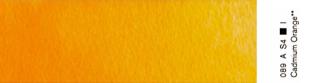 Akwarele Winsor&Newton Professional 5 ml - 089 Cadmium Orange s.4
