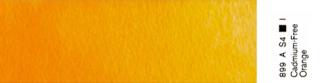 Akwarele Winsor&Newton Professional 5 ml - 899 Cadmium-Free Orange s.4