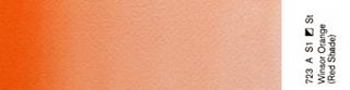 Akwarele Winsor&Newton Professional 5 ml - 723  Winsor Orange (Red Shade) s.1