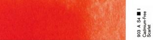 Akwarele Winsor&Newton Professional 5 ml - 903 Cadmium-Free Scarlet s.4