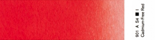 Akwarele Winsor&Newton Professional 5 ml - 901 Cadmium-Free Red s.4