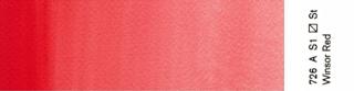 Akwarele Winsor&Newton Professional 5 ml - 726 Winsor Red s.1