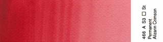 Akwarele Winsor&Newton Professional 5 ml - 466 Permanent Alizarin Crimson s.3