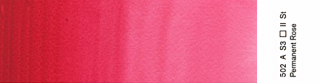 Akwarele Winsor&Newton Professional 5 ml - 502 Permanent Rose s.3