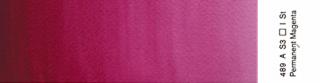 Akwarele Winsor&Newton Professional 5 ml - 489 Permanent Magenta s.3