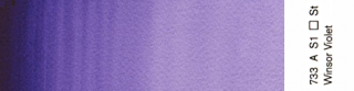 Akwarele Winsor&Newton Professional 5 ml - 733 Winsor Violet (Dioxazine) s.1