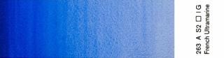 Akwarele Winsor&Newton Professional 5 ml - 263 French Ultramarine s.2