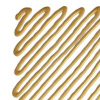 Konturówka Maimeri Idea Relief - 137 Light gold