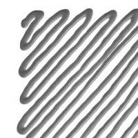 Konturówka Maimeri Idea Relief - 515 Pewter grey
