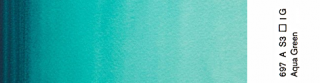 Akwarele Winsor&Newton Professional 5 ml - 697 Aqua Green s.3