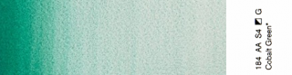 Akwarele Winsor&Newton Professional 5 ml - 184 Cobalt Green s.4