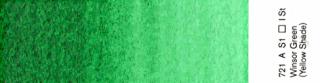 Akwarele Winsor&Newton Professional 5 ml - 721 Winsor Green (Yellow Shade) s.1