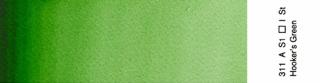 Akwarele Winsor&Newton Professional 5 ml - 311 Hookers Green s.1