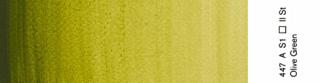 Akwarele Winsor&Newton Professional 5 ml - 447 Olive Green s.1