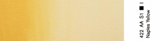 Akwarele Winsor&Newton Professional 5 ml - 422 Naples Yellow s.1