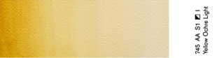 Akwarele Winsor&Newton Professional 5 ml - 745 Yellow Ochre Light s.1