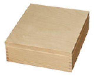 Pudełko na herbatę - 828 - 9 bez zapięcia