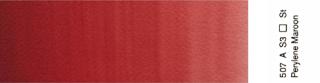 Akwarele Professional  Winsor & Newton 5 ml - 507 Perylene Maroon s.3