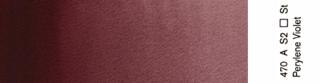 Akwarele Professional  Winsor & Newton 5 ml - 470 Perylene violet s.2