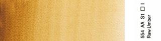 Akwarele Professional  Winsor & Newton 5 ml - 554 Raw Umber s.1