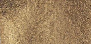 Farba akwarelowa Białe Noce kostka metaliczna - 981 Antique Gold