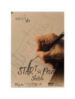 Blok START Sketch SMLT 90g 20ark - A4