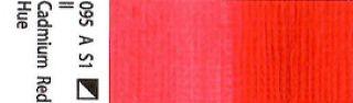Farba akrylowa Galeria Winsor & Newton 120 ml - 095 Cadmium Red Hue