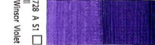 Farba akrylowa Galeria Winsor & Newton 120 ml - 728 Winsor Violet