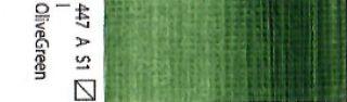 Farba akrylowa Galeria Winsor & Newton 120 ml - 447 Olive Green