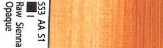 Farba akrylowa Galeria Winsor & Newton 120 ml - 553 Raw Sienna Opaque
