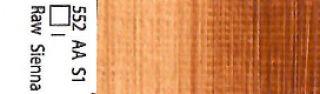 Farba akrylowa Galeria Winsor & Newton 120 ml - 552 Raw Sienna