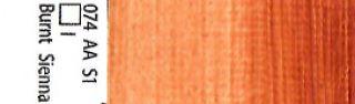 Farba akrylowa Galeria Winsor & Newton 120 ml - 074 Burnt Sienna