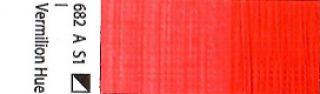 Farba akrylowa Galeria Winsor & Newton 120 ml - 682 Vermilion Hue
