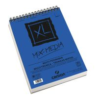 Blok XL Mix - Media 300g - 21x29,7cm (A4) 30ark