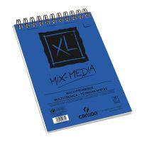 Blok XL Mix - Media 300g - 14,8x21cm (A5)