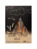 Blok START Black SMLT 120g 20ark - A4