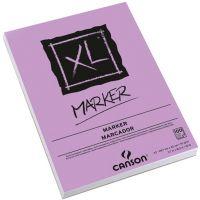 Blok XL Marker 70g 100ark - A4 21x29,7cm