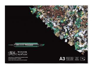 Blok Marker Bleedproof W&N - A3 50ark, 75g