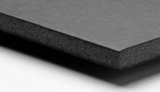 Płyta piankowa czarna -  5mm, 50x70cm 25ark