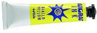 Tusz do linorytu Adigraf  - Żółty