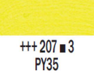 Farba akrylowa Rembrandt 40ml - 207 Żółty cytrynowy kadm., s3