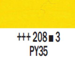 Farba akrylowa Rembrandt 40ml - 208 Żółty kadmowy jasny, s3