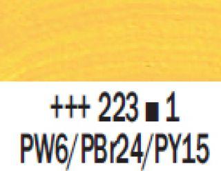 Farba akrylowa Rembrandt 40ml - 223 Żółty neapolitański ciemny, s1
